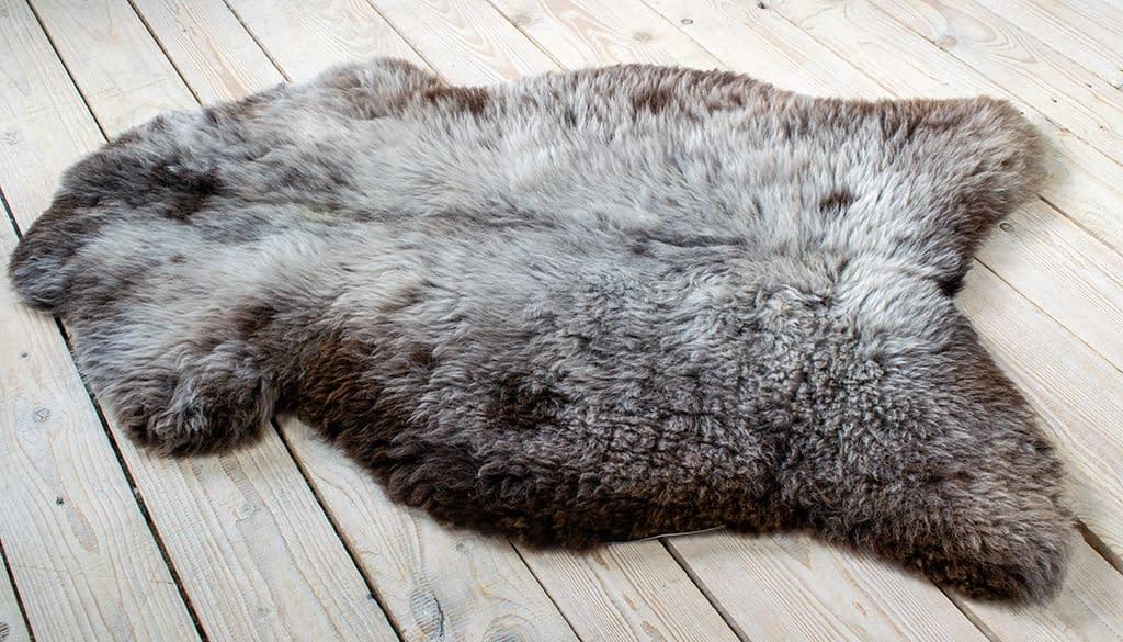 Hurtownia skór owczych - dekoracyjna skóra owcza